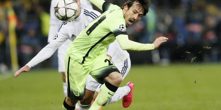 Manchester City zonder Silva tegen Real