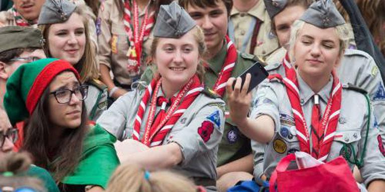 Duizenden scouts op pad in Nederland