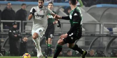 Juventus is Khedira een maand kwijt
