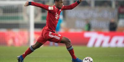 Coman valt weg bij Bayern München