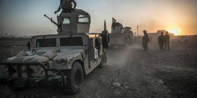Offensief tegen laatste bastion IS in Irak