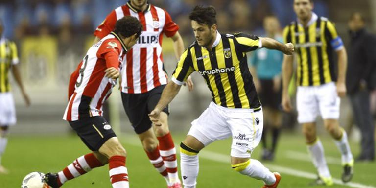Qazaishvili heeft basisplaats Vitesse terug