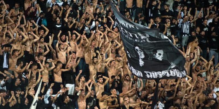 PAOK naar voorronde Champions League