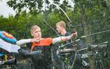 Handboogschutter Gijs Broeksma uit Ruinen gaat verrassend naar Olympische Spelen. 'Ik breng veel positieve energie mee'