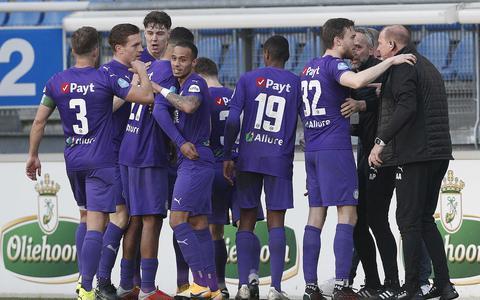 Zelfs speciale boodschap Danny Buijs liet heilige vuur niet ontbranden bij FC Groningen