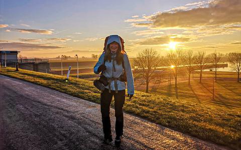Expeditie Waddenzee etappe 1: Carlien Bootsma begint aan haar tocht (en vreest een briesende zeehond)