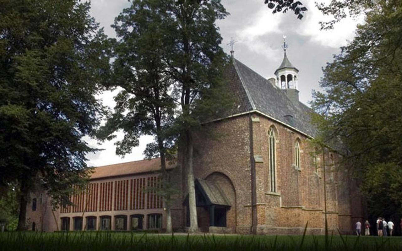 Het voormalige Kruisherenklooster in Ter Apel is een van de toeristische trekpleisters in Groningen.