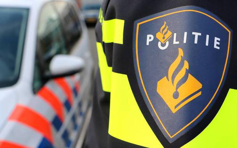 Politie Noordoost-Friesland lasert meer dan honderd hardrijders op N910 bij Triemen