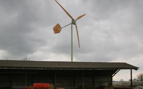 Coevorden staat kleinere windmolens toe maar niet te dicht bij munitiedepot en Lofar-telescoop