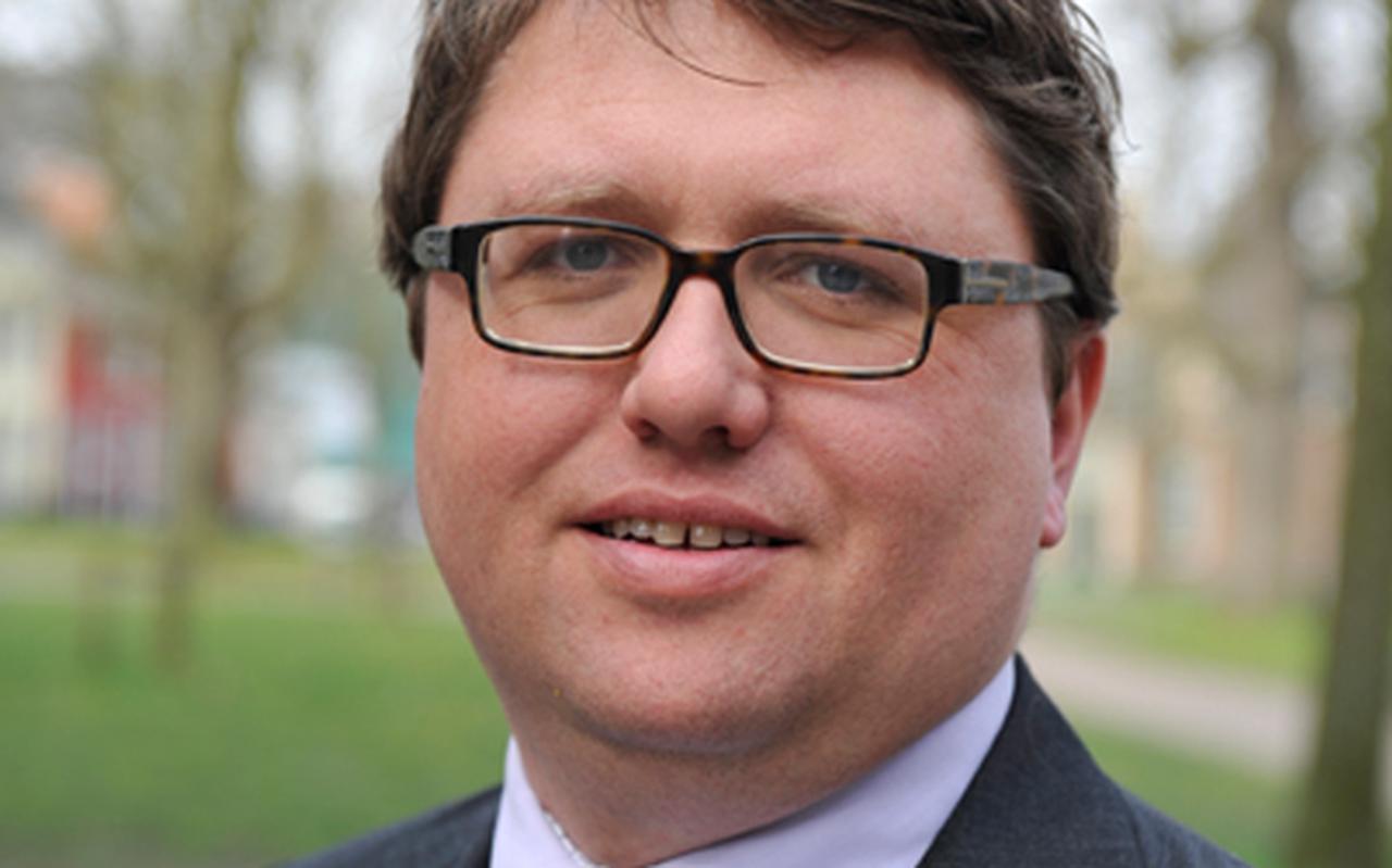 SP-fractieleider Jan Hein Mastenbroek stapt na tien jaar uit de Groninger Staten en de politiek.