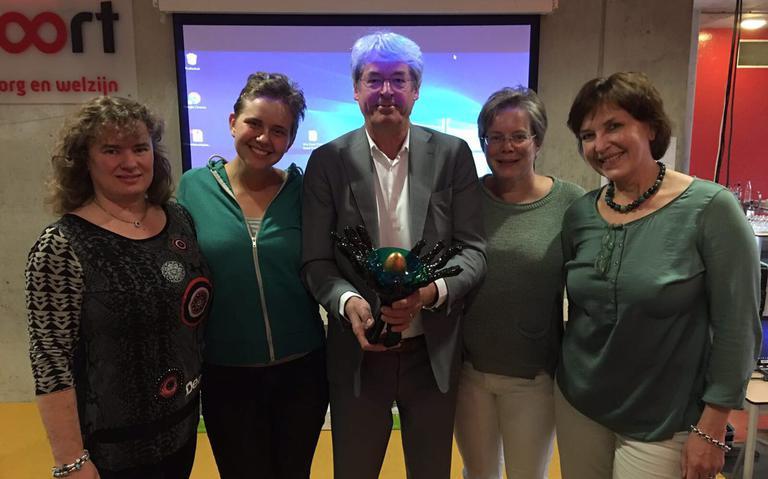 Constructiebedrijf wint Goed Ontmoet Award