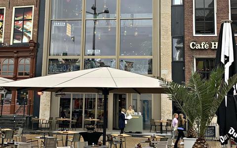 Buiten de Deur: Een stijlvolle huiskamer bij Werkman in Groningen