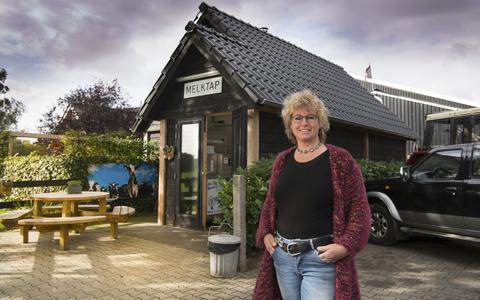 Wittelte heeft een rustpunt voor fietsers en wandelaars: 'Wildplassen hoeft niet meer'