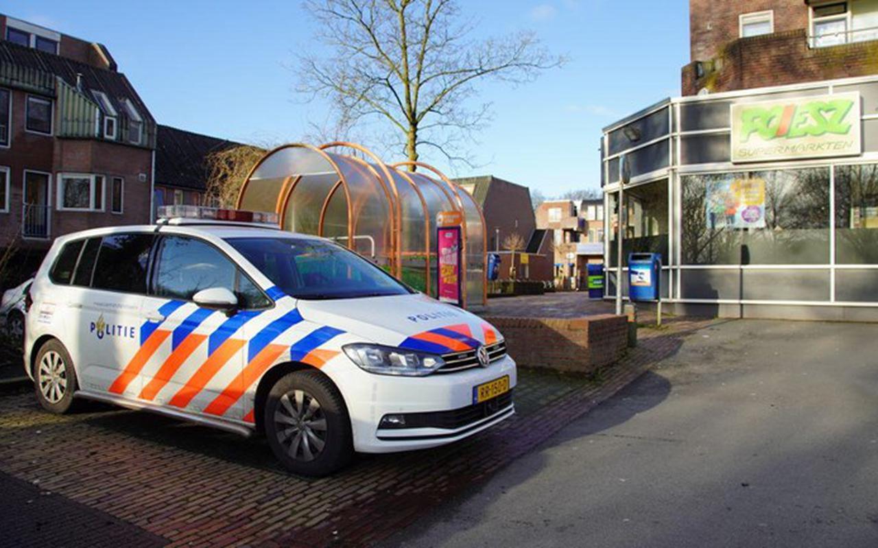 Assenaar veroordeeld voor overval op supermarkt in Baggelhuizen in Assen.