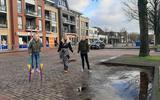 'Wie niet weg is, is gezien' - Slechts twee zaken open aan de Sluiskade in Martenshoek