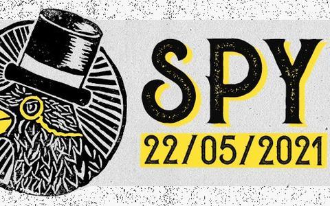 Poptalentfestival The Spy and The Butcher onder andere naam verder: Spy in het Atlas Theater in Emmen