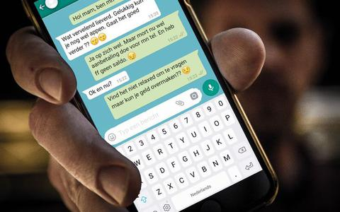 Veel meer oplichters op WhatsApp. Ze doen zich voor als familieleden of vrienden in nood (en nemen zelfs hun stemmen op)