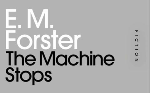 Wat lees jij nu? The machine stops van E.M. Forster