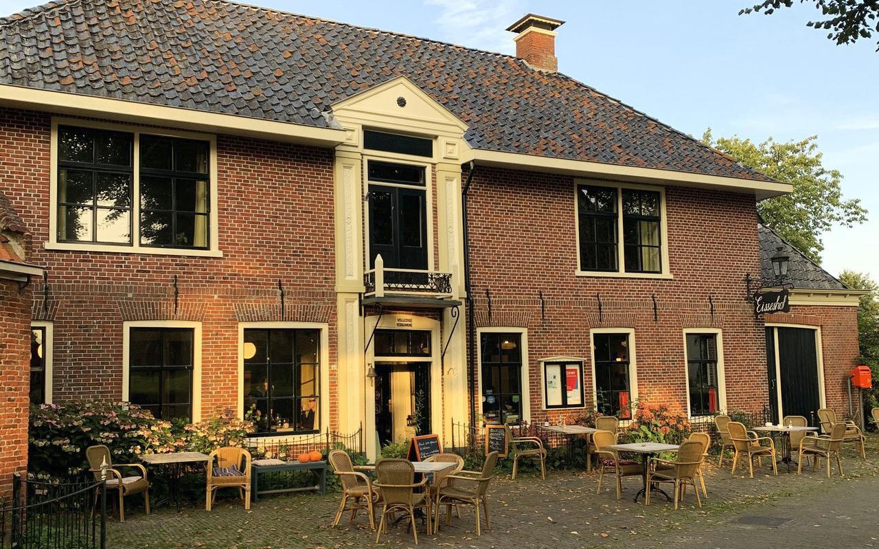 Cafe Eisseshof in Niehove.
