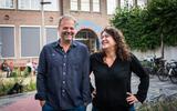 Noorderzon-directeuren Mark Yeoman en Femke Eerland.