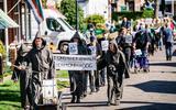 Stille tocht op Schiermonnikoog tegen gaswinning