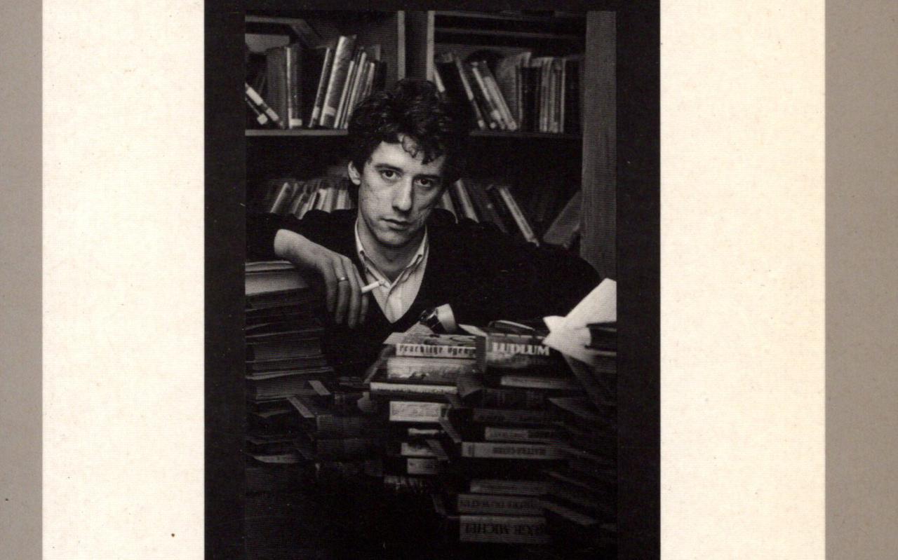 De man die werk vond (1985), Herman Brusselmans.