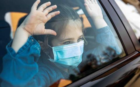 Door deze ramen van de auto te openen is kans op besmetting met corona het kleinst