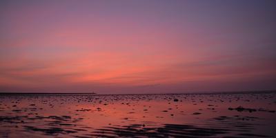 De Waddenzee. FOTO PIXABAY