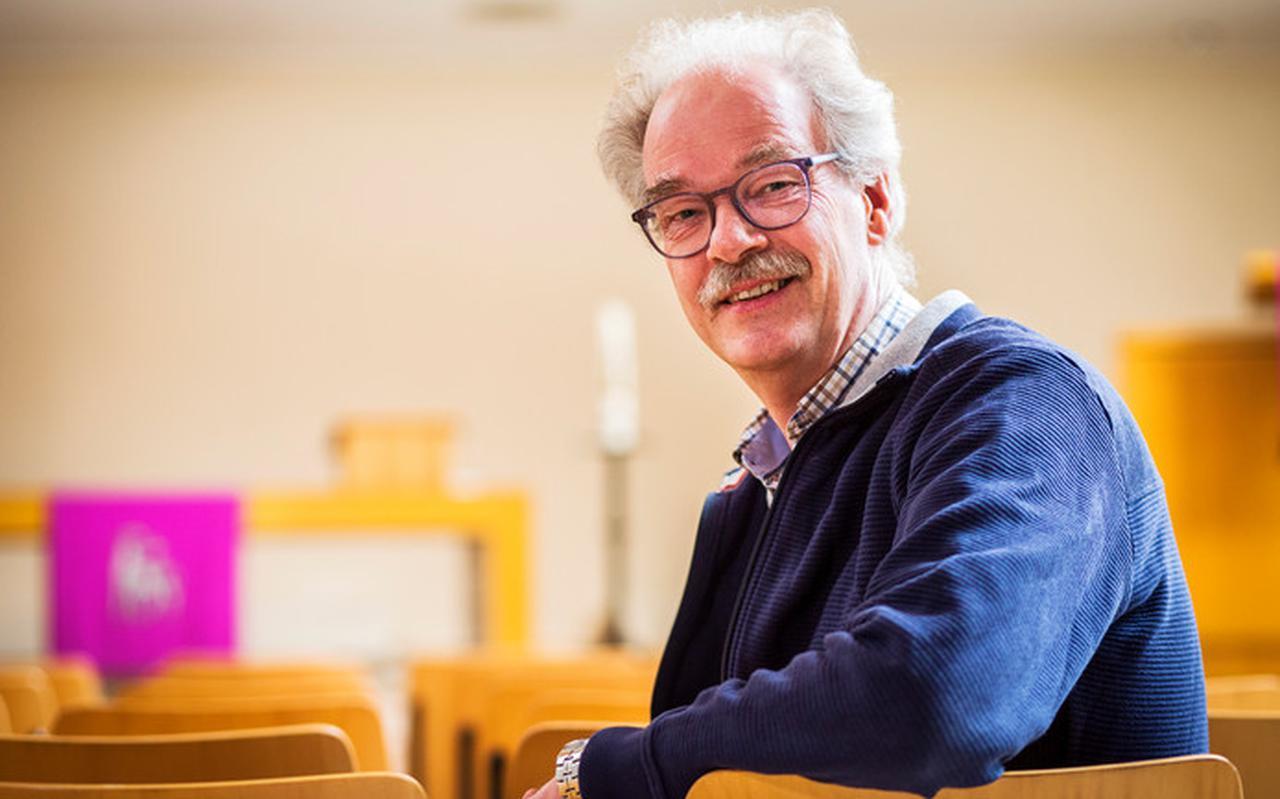 Henk van Veldhuizen.
