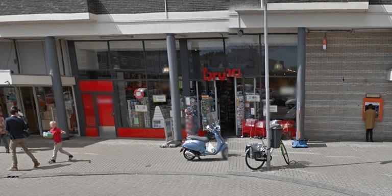 De Bruna op het Overwinningsplein in Groningen. FOTO GOOGLE MAPS
