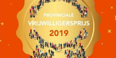 De Provinciale Vrijwilligersprijs van Groningen.
