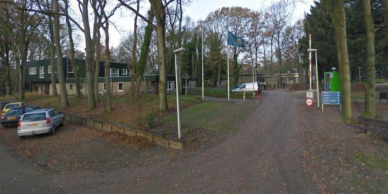 Het kantoor in Geeuwenbrug. Foto Google Streetview