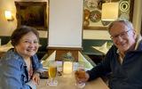 Hedy en Henk Benard uit Almere: ,,In Nederland overdrijven we wel een beetje hoor.''