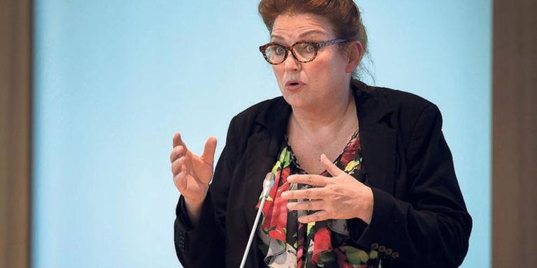 Marianne van der Tol. FOTO JASPAR MOULIJN