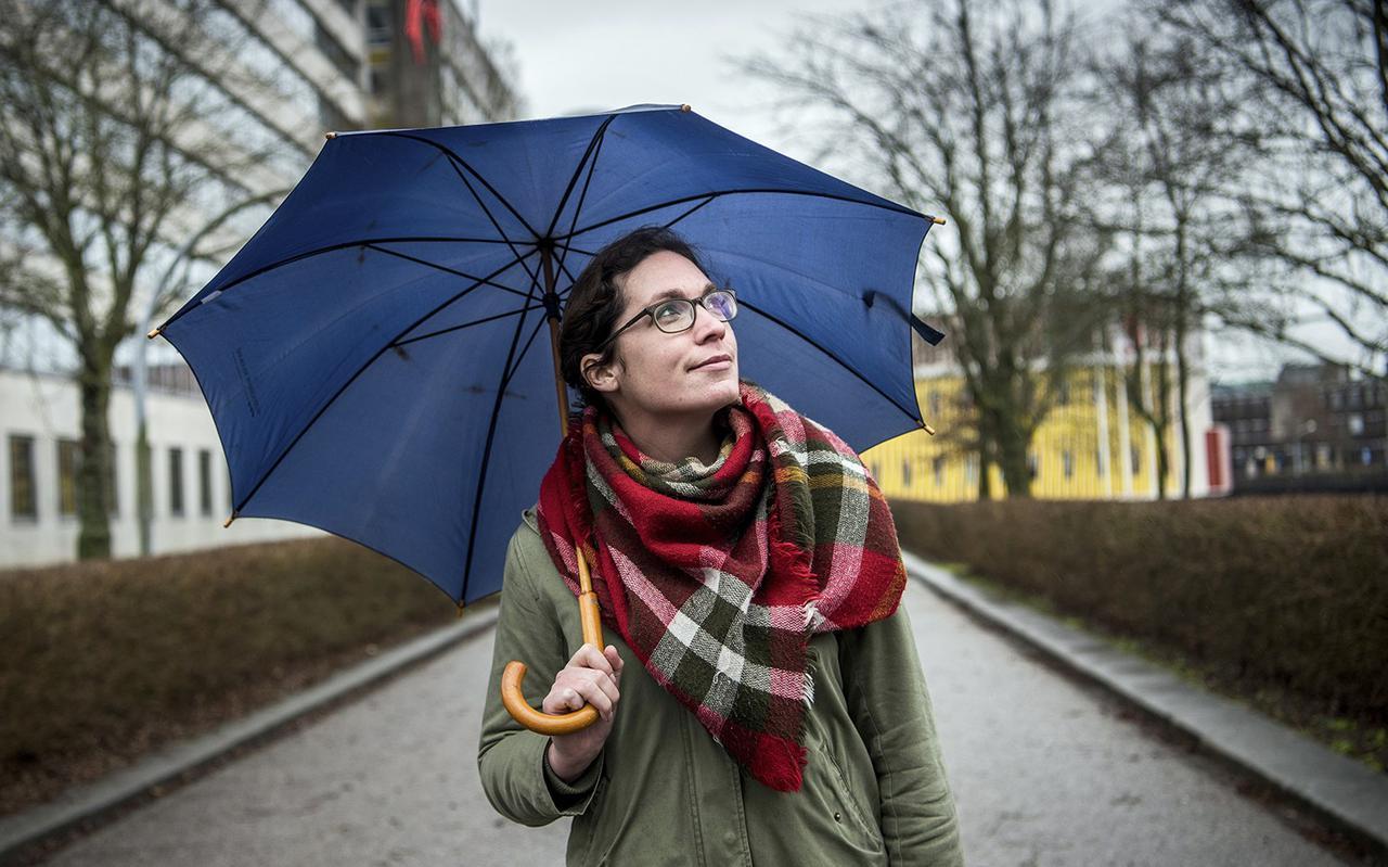 Sociaal geograaf Sanne Visser: ,,Er wordt snel over arme mensen in Nederland gezegd dat ze dik, lui en ongezond zijn, dat ze niks willen. Dat is niet waar.''