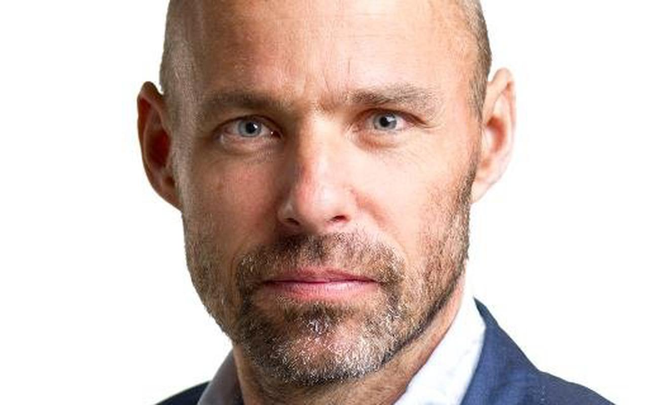 Thomas Bruning van de NVJ.