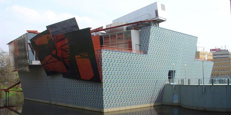 Het Groninger Museum. Foto archief DvhN