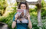De eerste editie van het papieren MEER magazine verschijnt zaterdag 21 augustus.