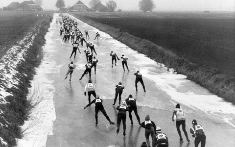 Streep door Noorder Rondritten, maar de organisatie mikt op nu op een marathonwedstrijd op het Schildmeer: de Ronde van Duurswold