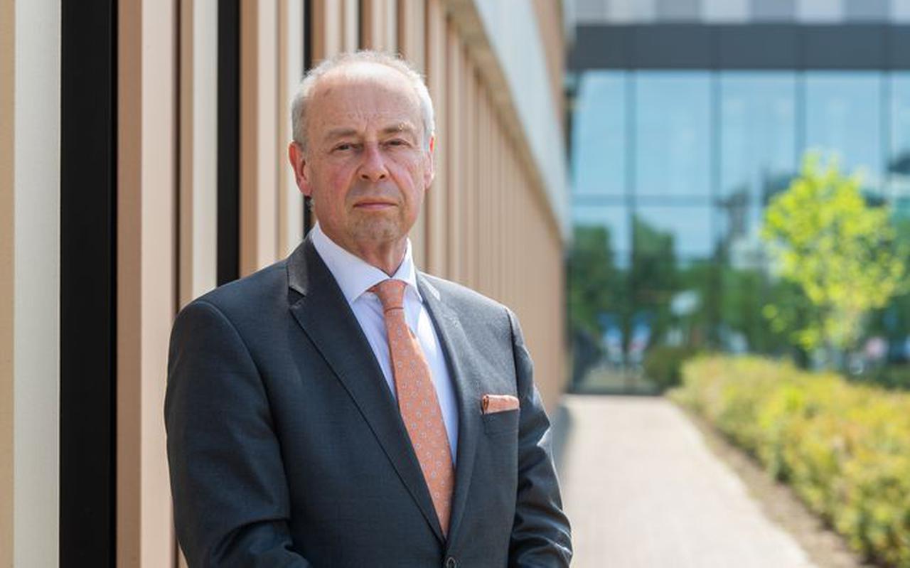 Olof Suttorp, vicevoorzitter van het ROAZ, de club van Brabantse ziekenhuizen.