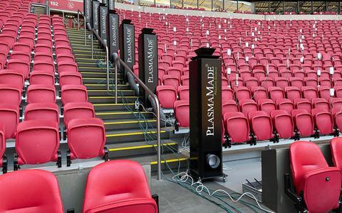Bedrijf PlasmaMade uit Staphorst spil in wereldwijd corona-onderzoek naar voetbalstadions en concertzalen