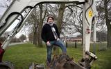 Kap dreigt voor 92 bomen langs Zernikelaan in Groningen, docenten protesteren