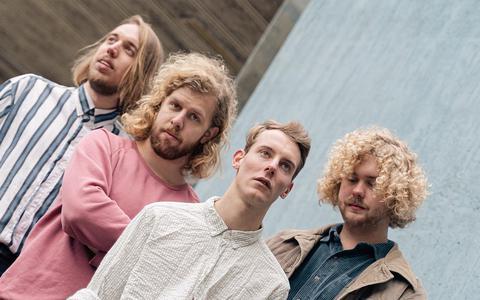 The Desmonds uit Groningen op Eurosonic: werken aan een netwerk