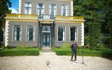 Wilbert van de Kamp wil landhuis Oosterhouw in Leens kopen en heeft nog 600.000 euro nodig, zaterdag begint het bieden