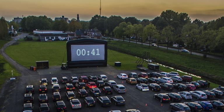 Ronde Tafel Groningen.Drive In Bioscoop Met Animatie En Horrorfilm In Winschoten