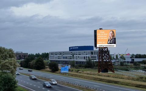Campagne ondernemers helpt ambtenaar Lian de Boer uit Groningen aan plek in finale: 'Nu tijd om de jury te overtuigen'