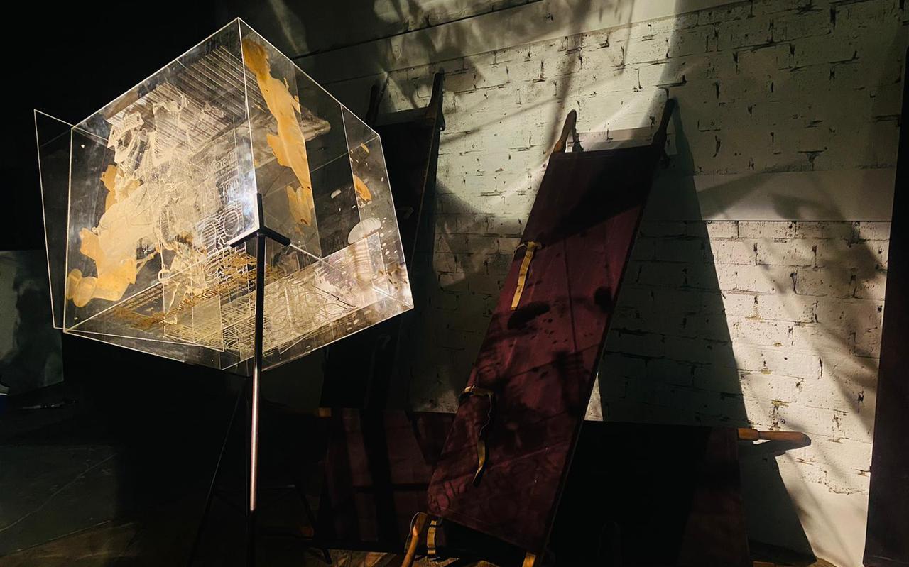 Green Lights expositie: Erika Buchanan