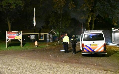 Man doodgeschoten bij schietpartij op camping De Horrebieter in Hoogersmilde