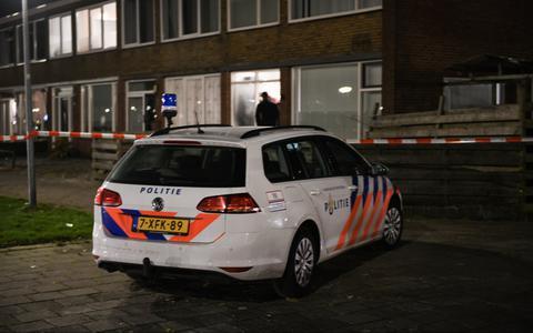 Gewapende woningoverval in Hoogezand, dader nog voortvluchtig