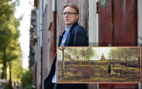 Weet je nog, die gestolen Van Gogh van het Groninger Museum? Politie en justitie hebben het miljoenenwerk bijna in handen
